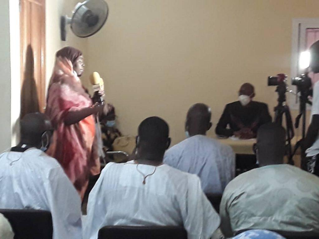 Thiès Nord / Ralliement: L'association des Maures soutient la candidature de Habib Niang