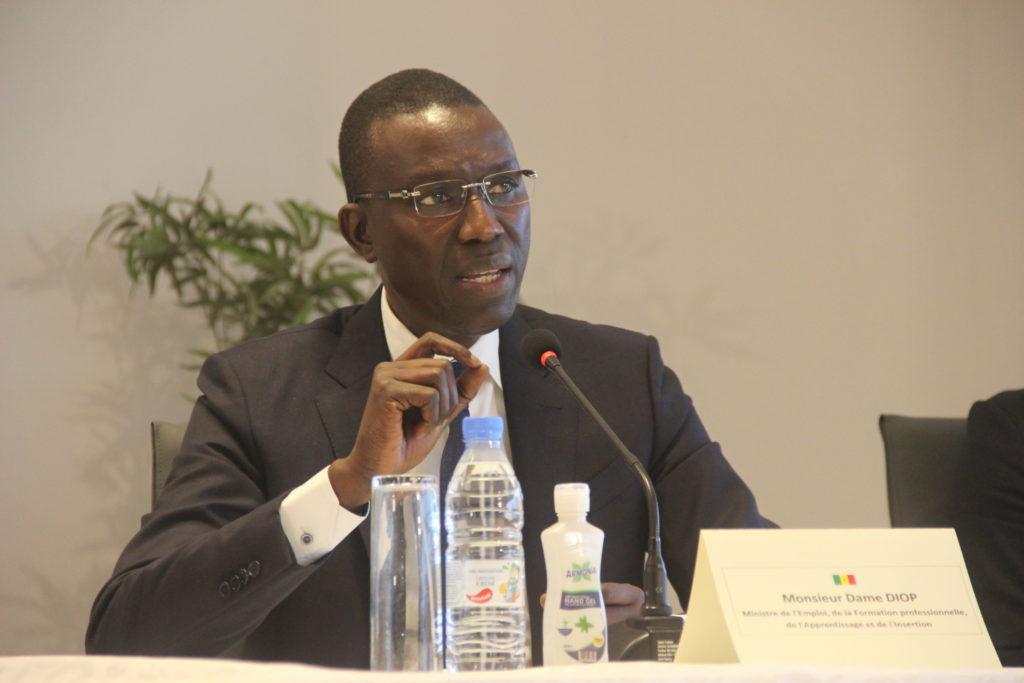 Aviculture / Dame Diop, Ministre de l'emploi: « Le centre de formation professionnel sera opérationnel dès la rentrée prochaine »