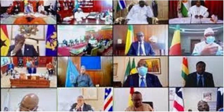 Cedeao: La Guinée suspendue et la libération d'Alpha Condé exigée sans délai