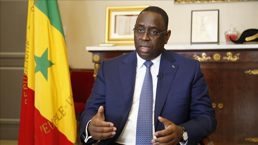 Guinée: Macky Sall condamne le coup d'État