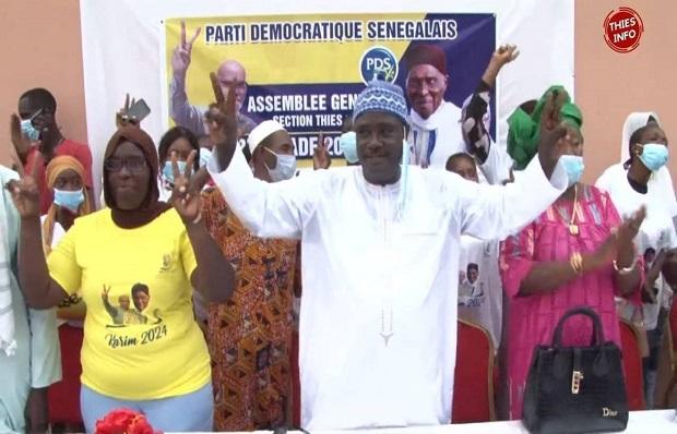 Intronisé par la Direction du PDS, président du Comité électoral, Pape Moussé Diop récusé par une frange du parti...