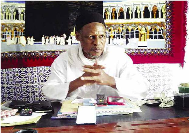 El H. Mouhamadou Chérif, Guide religieux guinéen: «Le syndrome de Condé pourrait contaminer des pays voisins...»