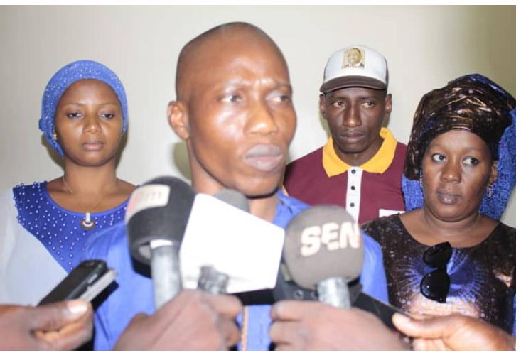"""Réaction de Boubacar Biaye, deputé de Bby: """"Possible que Condé ait une copie de mon passeport»"""