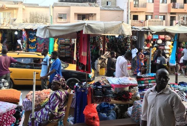 Problème d'insalubrité au marché HLM: Les commerçants interpellent l'État