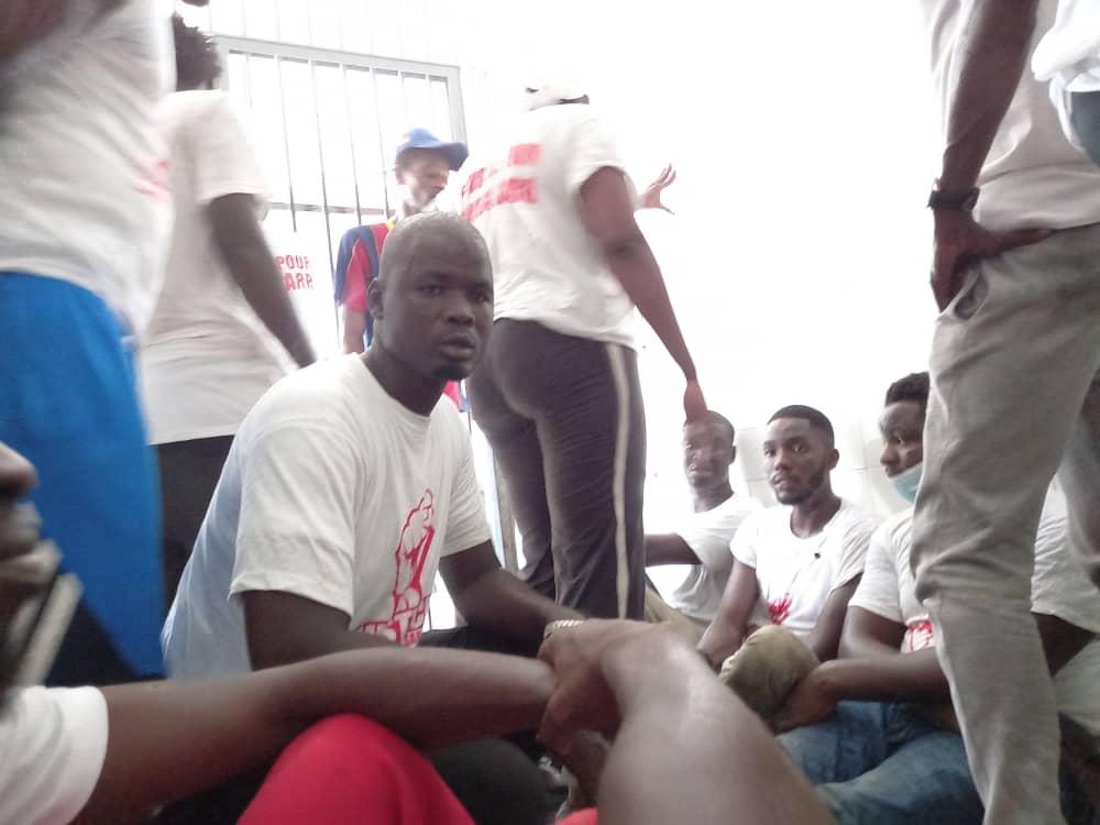 Arrestations de 13 jeunes manifestants à Pikine: le Frapp exige leur libération