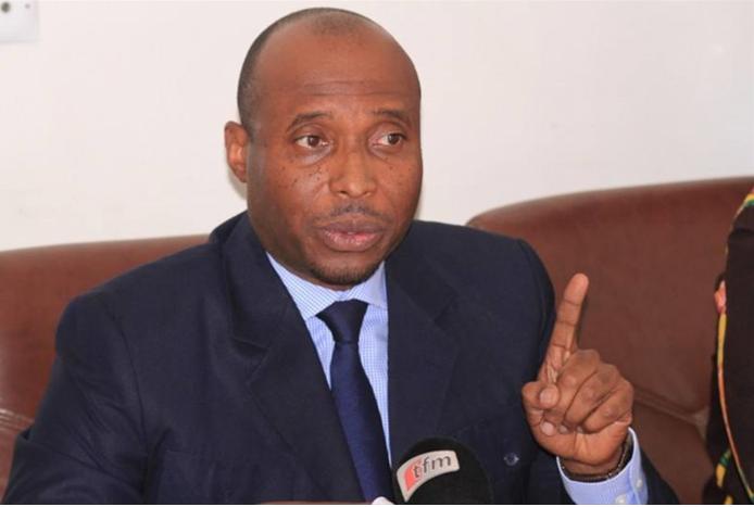 Bougane G Dany accusé: Barthélémy Dias dit le coire sur parole