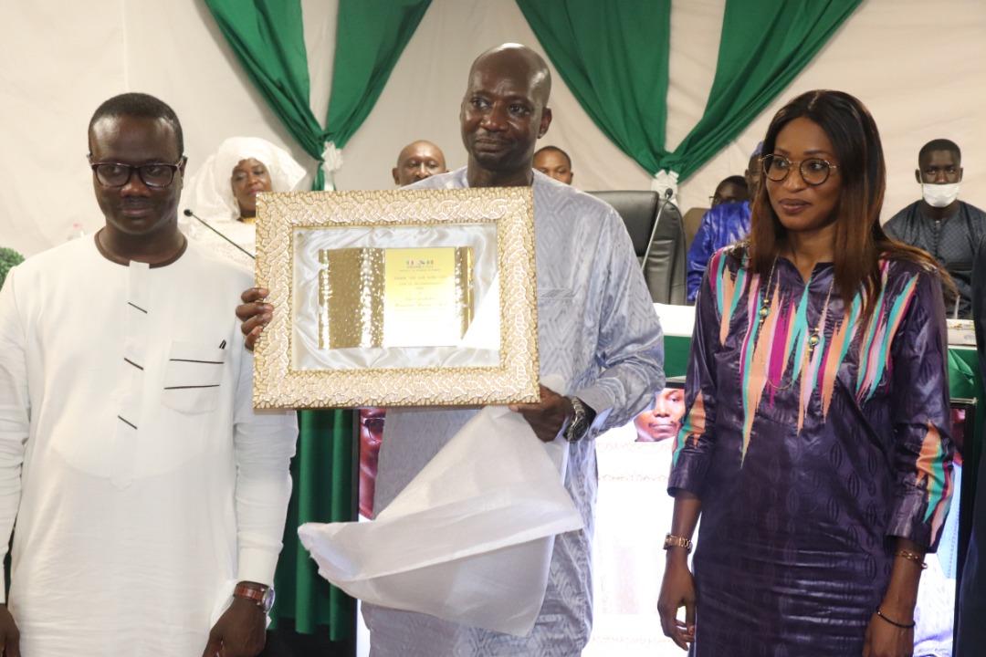 15eédition des Journées Économiques, Culturelles et Sportives de l'Assos Ben Italie. Le Président Macky Sall honoré par les Sénégalais de Bergame