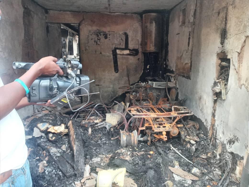 Résidence La Palmeraie: Le ministre du Tourisme sur les lieux du drame