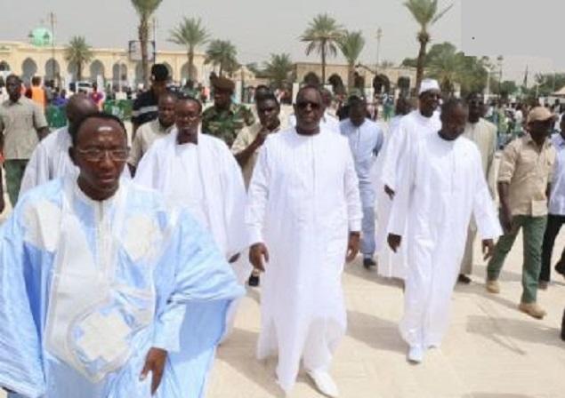 Pré Magal: Macky Sall annoncé à Touba samedi, pour inaugurer le nouvel hôpital