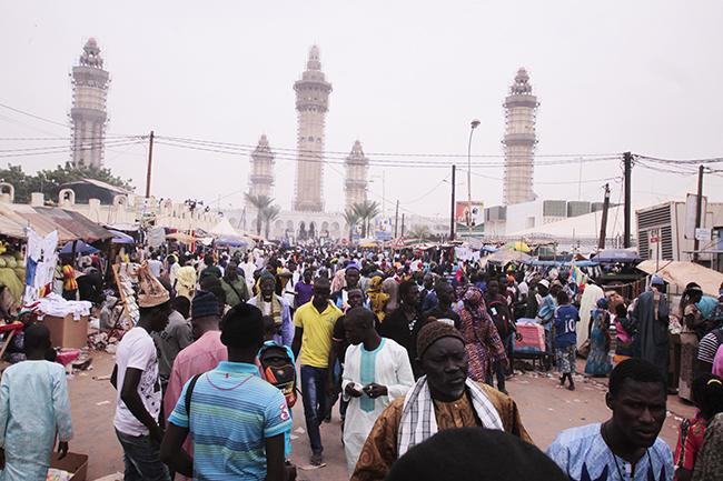 Locales: Touba réitère sa fatwa contre toute activité politique dans la cité