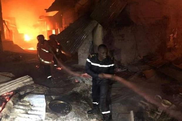 Alioune Sarr sur l'incendie à La Palmeraie : «Ce drame devrait nous rappeler nos devoirs de vigilance sur les questions de sécurité»