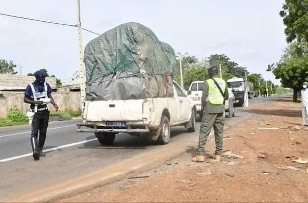 Lutte contre l'insécurité routière : la Gendarmerie a enregistré 30 349 infractions en Aout, 27 217 000 FCFA perçus en amendes