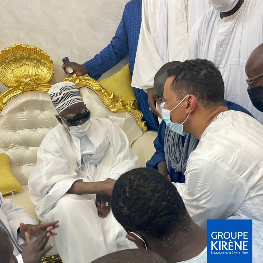 Touba: Le Groupe Kirène distribue plus de 220000 bouteilles d'eau aux familles religieuses , aux dahiras, à la population et à toutes les structures administratives