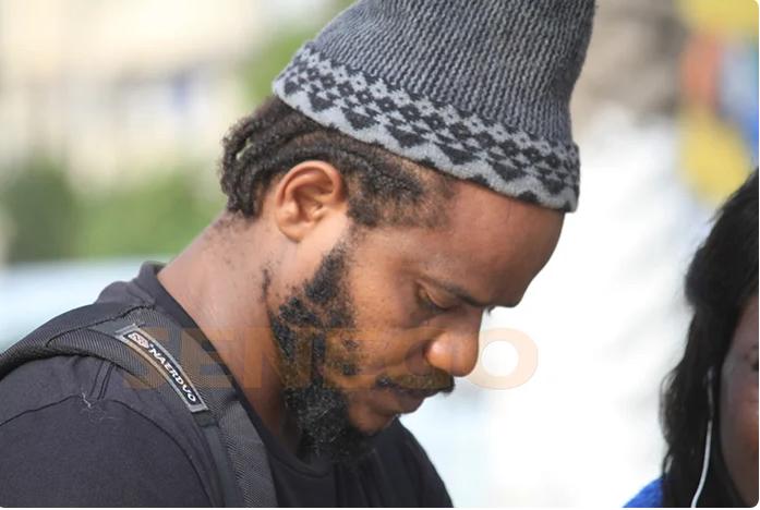 Cyril Touré dit Thiat: « Y'en a marre dérange »