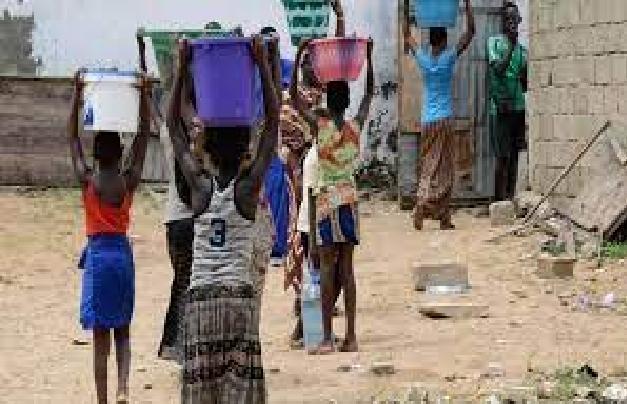Tattaguine  majoritairement assoiffée : Seules 25% des populations ont accès à l'eau potable