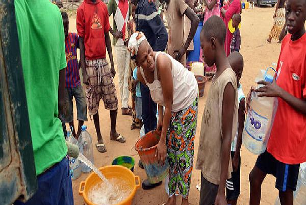 Manque d'eau potable, usage d'eau de pluie ou de puits fréquent en Casamance : le paradoxe d'une des régions les plus arrosées du Sénégal