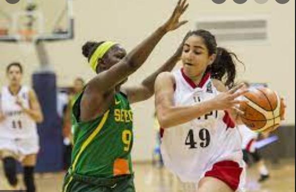 """Afrobasket 2021: Les «Lionnes » battent les """"Pharaonnes"""" d'Egypte (78-63) et se qualifient en quarts"""