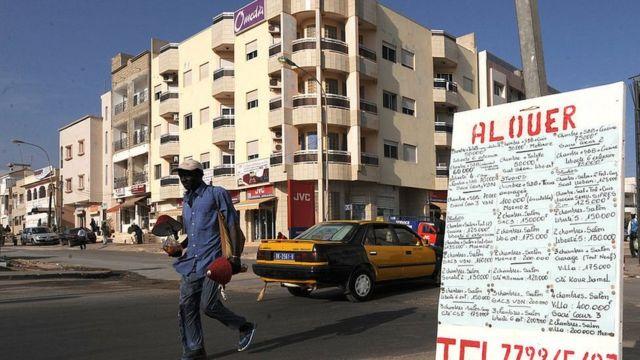 Location au Sénégal: La caution passe de deux à...sept mois, l'association des locataires dénonce