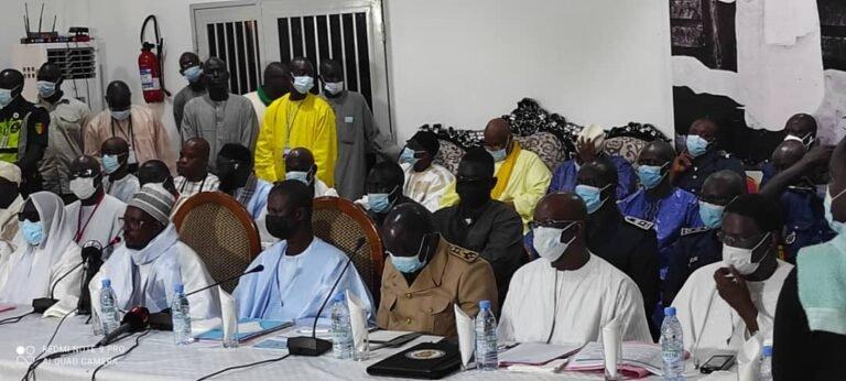 Touba: La visite d'Antoine Felix Diome, à l'origine d'une bagarre