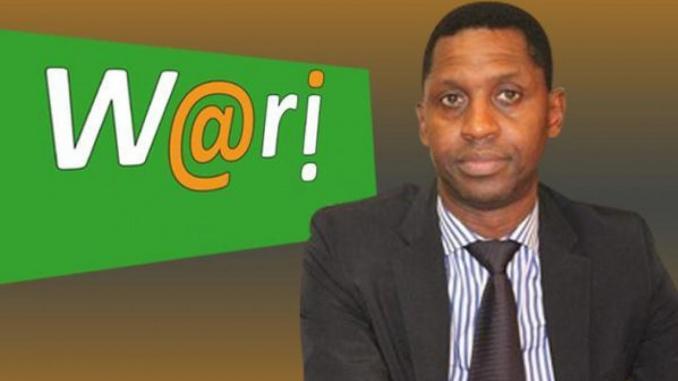 Le procureur saisi: les prestataires de Wari réclament 2 milliards à Kabirou Mbodj