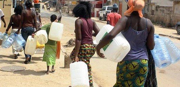 Touba / Pénurie d'eau: Certains quartiers ont soif et...