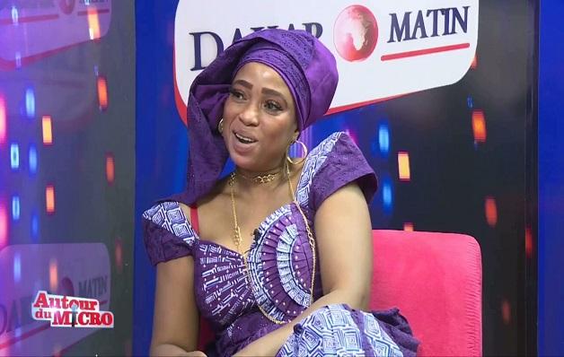 Accusée d'un revirement à 180 °, Fatoumata Ndiaye confirme: «Je suis de l'Apr et de Bby »
