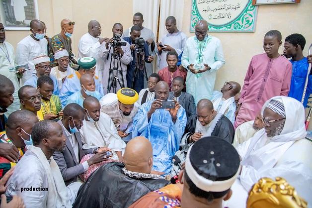 Grand Magal de Touba: Des délégations de pays africains reçues par le Khalife général des Mourides