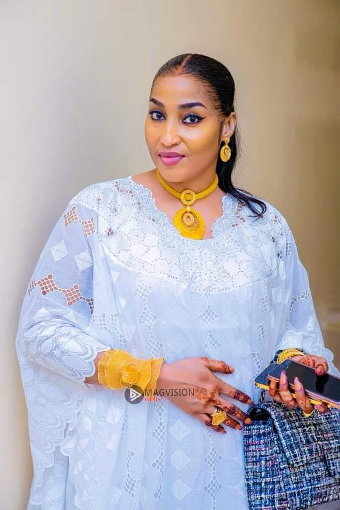 Photos: Magal 2021 chez Adja Ngoye Fall, Mme Touré