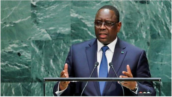 """76e Session ordinaire de l'AG des Nations Unies: Macky Sall insiste sur les prémices d'un """"New Deal"""" avec l'Afrique"""