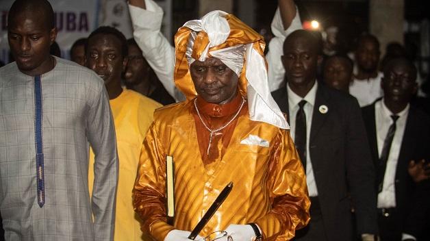 Retour sur des images de veille du Magal 2021: Le Général Kara en mode revue des troupes à Darou Mouhty