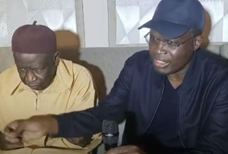 """YAW / Recrue de taille, Mansour Sy Djamil se lâche: """"Macky Sall, c'est le Sénégal de l'infiniment petit..."""""""