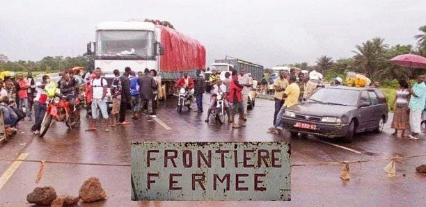 Dakar-Conakry: La frontière ré-ouverte, ce mercredi
