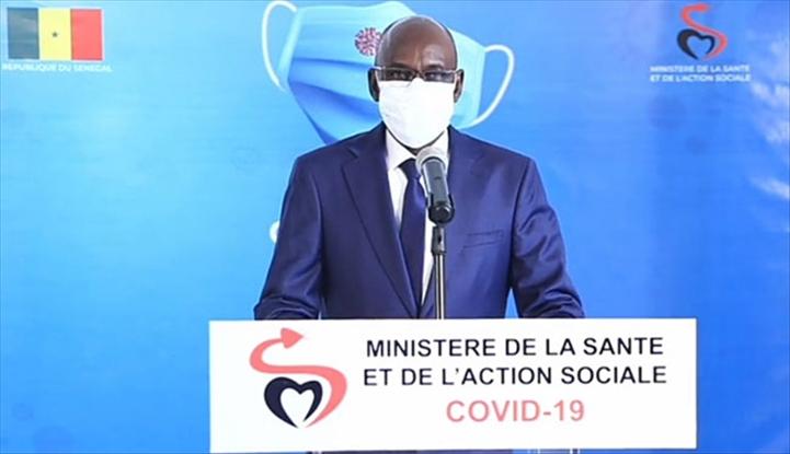 Covid-19: 7 nouveaux cas positifs et 3 décès enregistrés