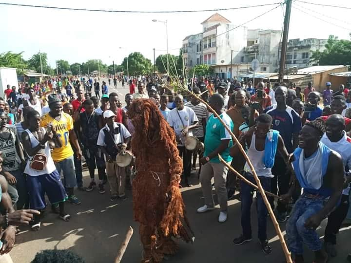 Grand « Juju »: 300 circoncis vont sortir du bois sacré à Kolda