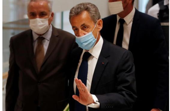Affaire Bygmalion : Nicolas Sarkozy condamné à un an de prison ferme