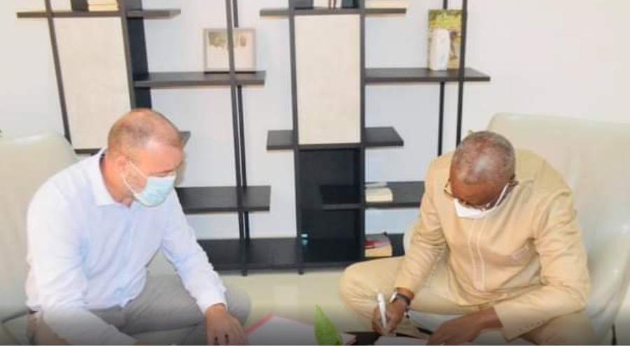 Eiffage Sénégal / Ucg: Un partenariat insultant selon Omar Faye de Leral Askan Wi