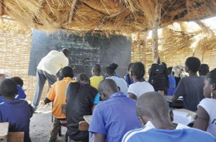 Vélingara / Déficit d'enseignants et abris provisoires: Des interrogations sur le «Ubbi tey, Jang tey»