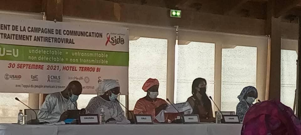 Traitement Anti-rétroviral: Dr. Safiétou Thiam rassure les populations sur l'état des recherches