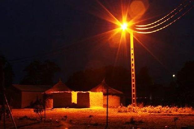 Electrification rurale à Fandène: Fouta Gol et Mbayène Peul désormais branchés