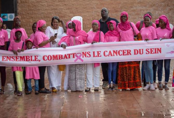 Lancement des activités d'Octobre Rose : Les chiffres glaçants du Cancer au Sénégal