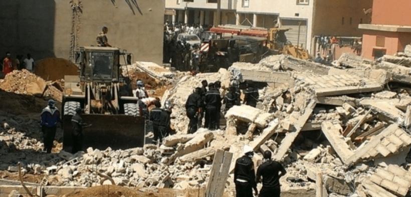Effondrement mortel d'un immeuble à Hann-Bel-Air: Le Gouvernement prend des mesures fortes