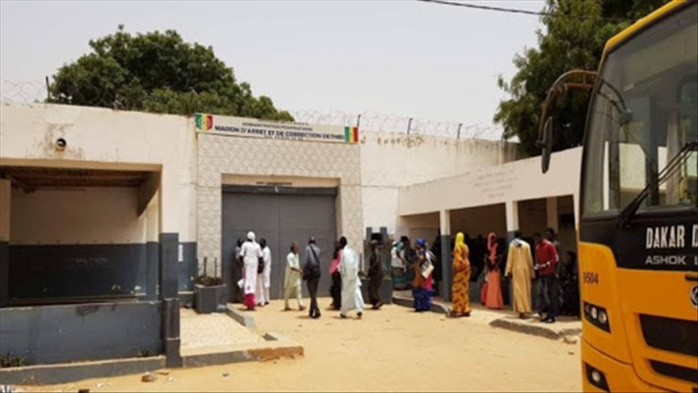 Administration pénitentiaire: Les visites aux détenus vont reprendre demain
