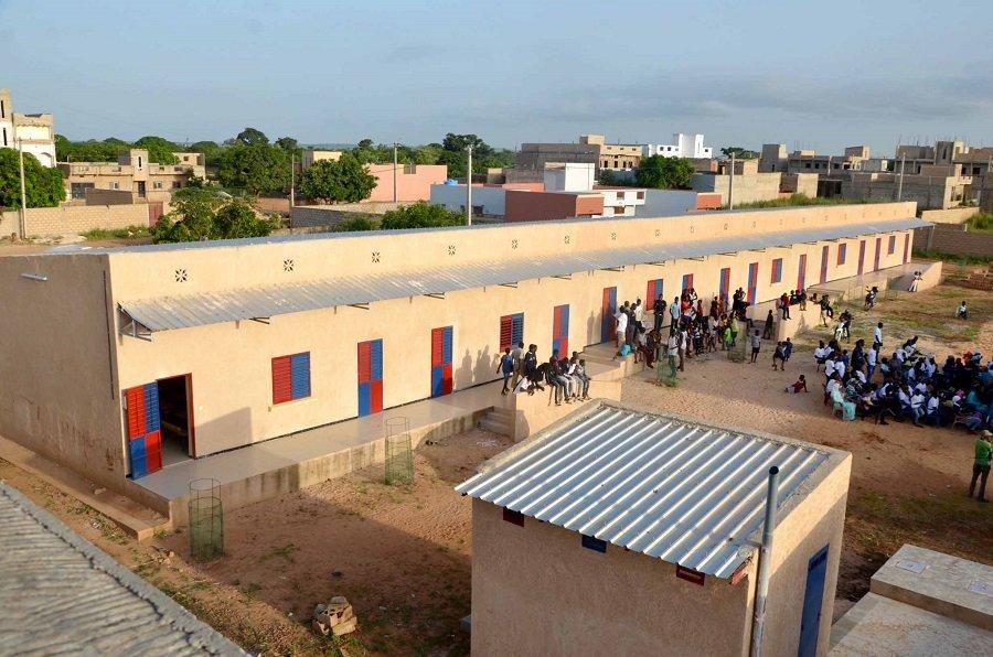 """Développement durable à Pout: Le quartier """"Sante Yalla"""" doté d'un nouvel établissement élémentaire"""