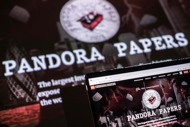 Pandora papers: Des personnalités sénégalaises citées et plusieurs entreprises épinglées