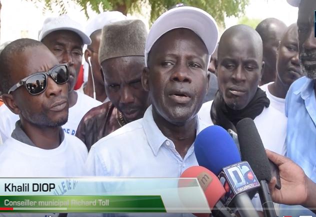 Locales 2022 à Richard-Toll – La Coalition Bby en ordre dispersé : Khalil Diop défie le maire sortant