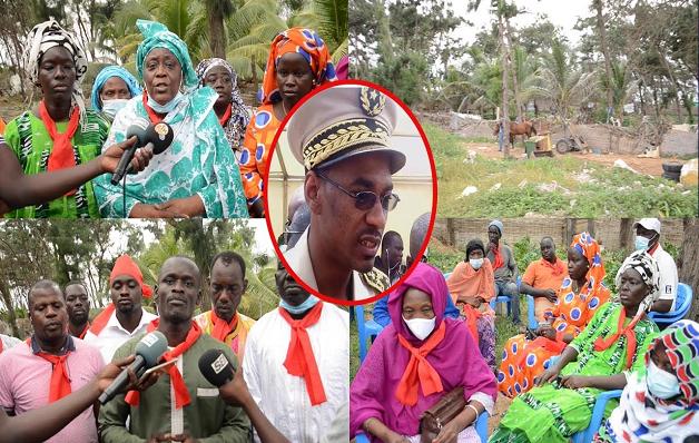 Bande des filaos,  les maraîchers et éleveurs de Guédiawaye alertent : «Ils vont devoir passer sur nos corps pour réaliser leur projet privé»