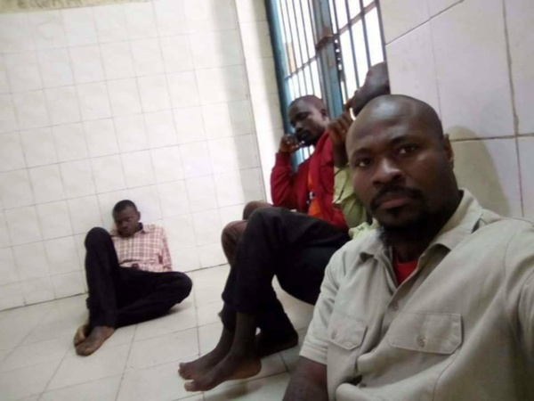 Tribunal des flagrants délits de Dakar: Une peine de 2 ans, dont 6 mois ferme requise contre Guy Marius Sagna