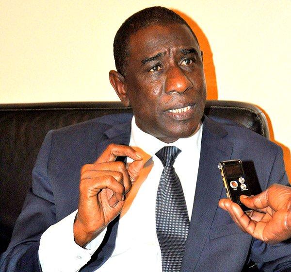 Education: Mamadou Talla se dit satisfait des résultats de l'année passée