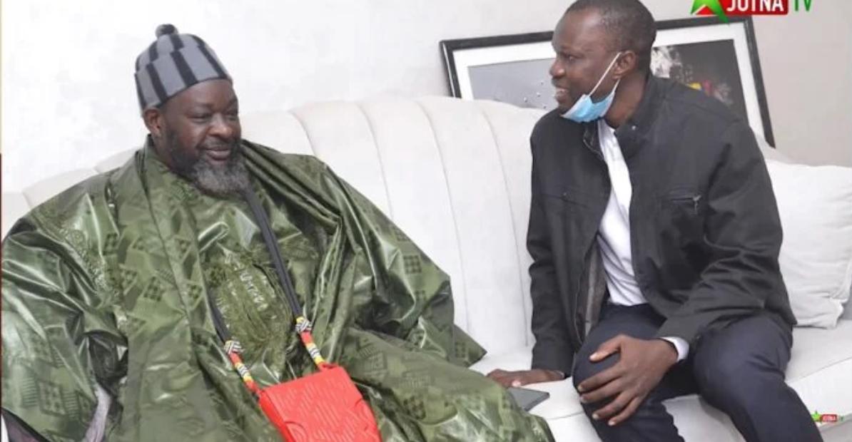Manœuvres du marabout de Sonko rencontre les jeunes africains : Serigne Abdou Mbacké fâche Touba