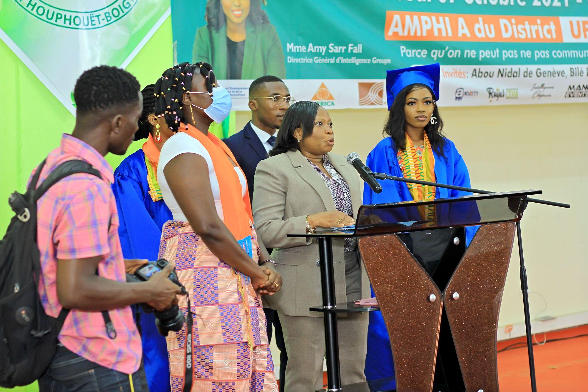 L'ancien président ivoirien Félix Houphouët-Boigny disait de son peuple ( Amy Fall Sarr )